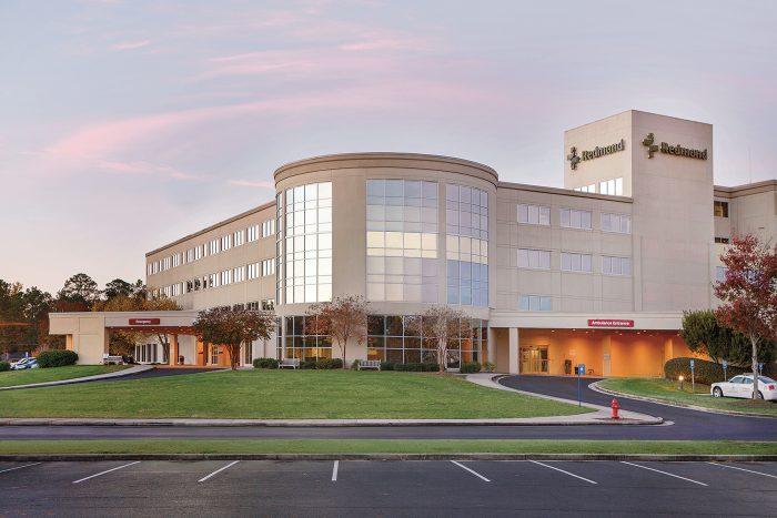 Redmond Regional Medical Center, Rome