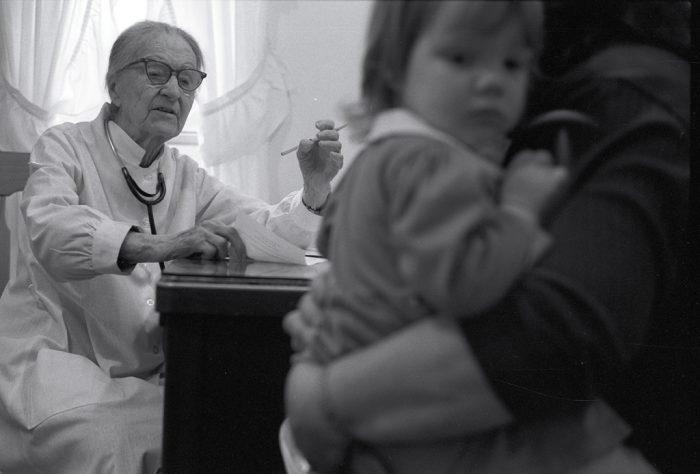 Dr. Leila Denmark