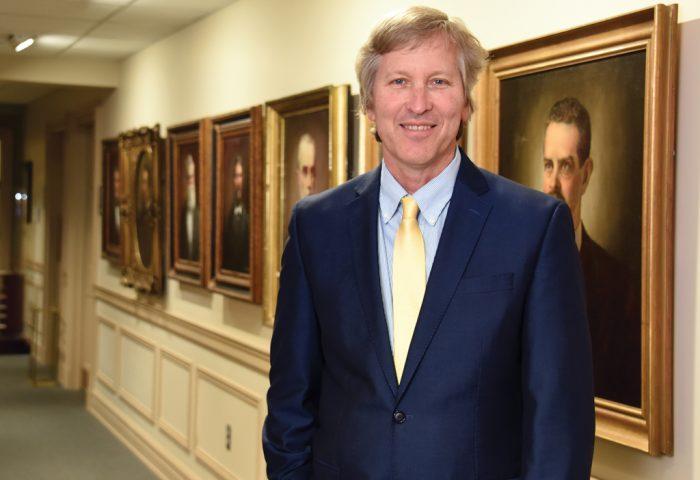 David C. Hess, MD.