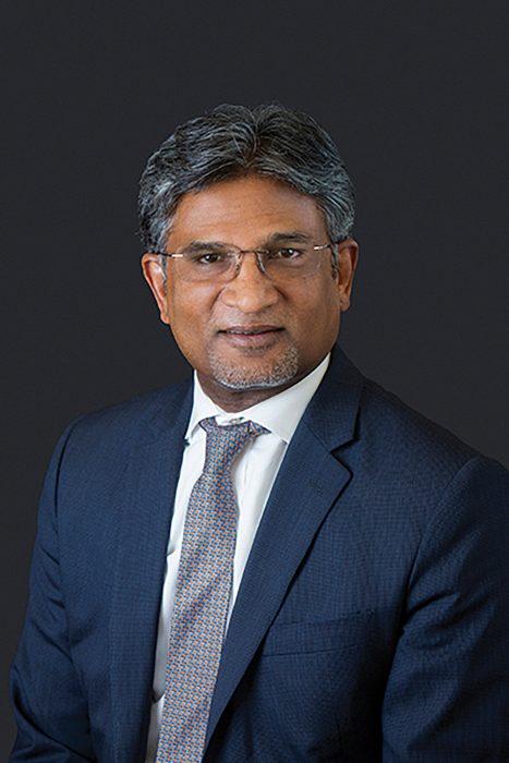 Dr. Anand P. Jillella.