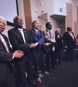 MCG Celebrates the 50th Anniversary of Desegregation.