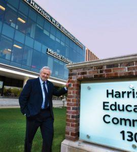 Brooks Keel at Harrison Ed.