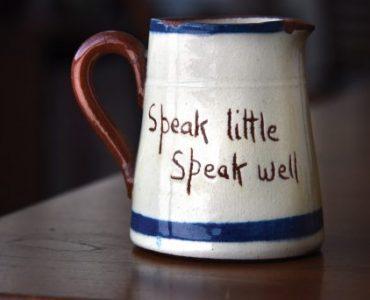 Dr. Clinton Webb's mug.