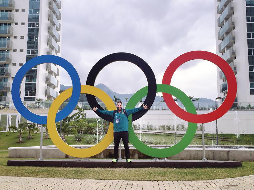 Braga at Olympics