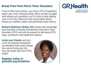 Pelvic Floor Disorder