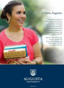 I Chose Augusta