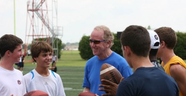 Photo courtesy of Manning Passing Academy