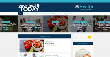 Your Health Toaday blog
