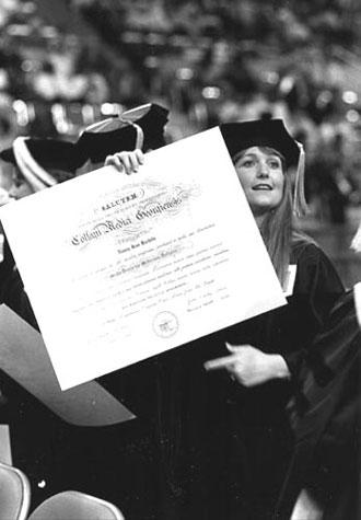MCG 1988 graduation