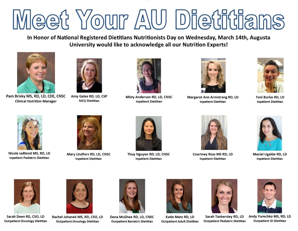 Celebrate Registered Dietitian Nutritionist Day With These Tips Jagwire