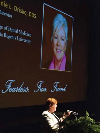 Connie Drisko memorial