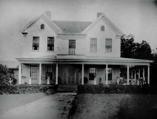 Jones grew up in the same home where his mother was raised.