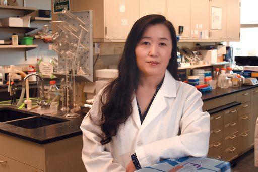 Dr. Xin-Yu Lu.
