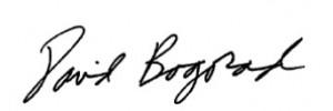Dr. Bogorad Signature
