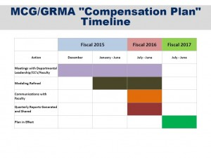 Compensation Plan Timeline