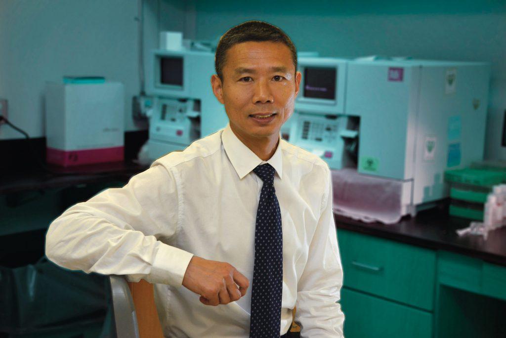 Dr. Yanbin Dong