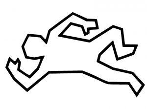 body outline