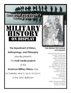 2016 Military History flier