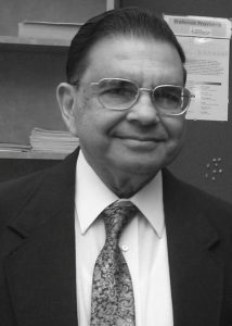 Dr. Virendra B. Mahesh