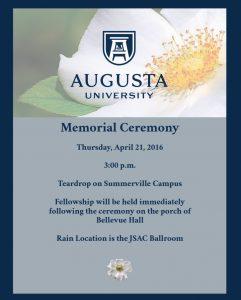 Memorial flyer1