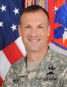Colonel Daly