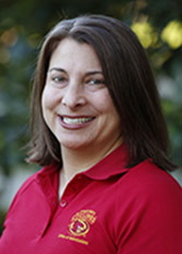 Maura Flaschner (Photo by Christopher Gannon/Iowa State University)