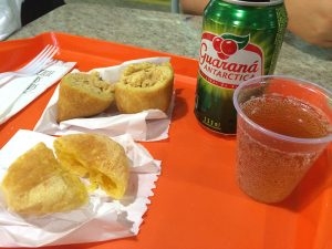 Guarana and Pao de Queijo1