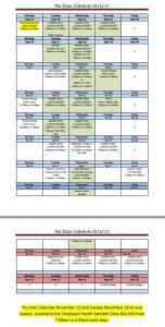 flu-schedule