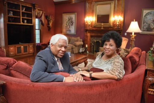 Dr. Joseph Hobbs and Janice Polk Hobbs