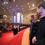 Hooding ceremony. Anthony Carlie/Stories-2-Tell.