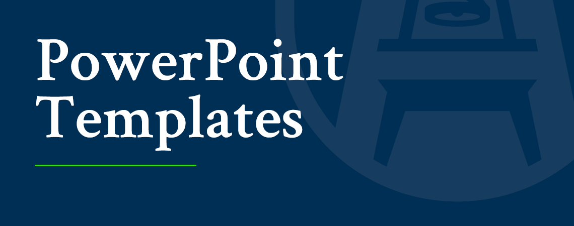 powerpoint templates – augusta university, Modern powerpoint